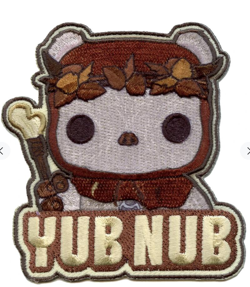 Loungefly Yub Nub Patch