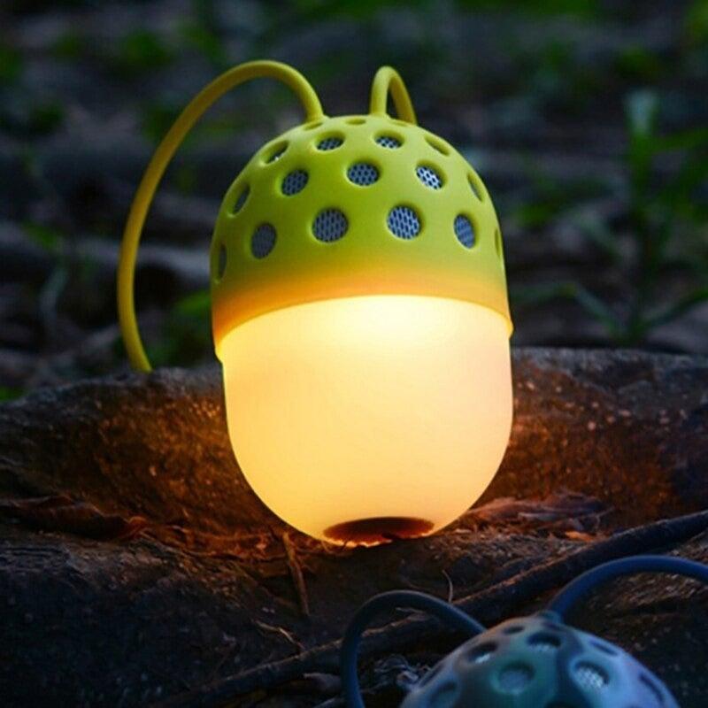 Firefly Speaker - Yellow