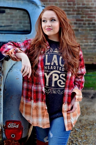 Black Hearted Gypsy Graphic Tee