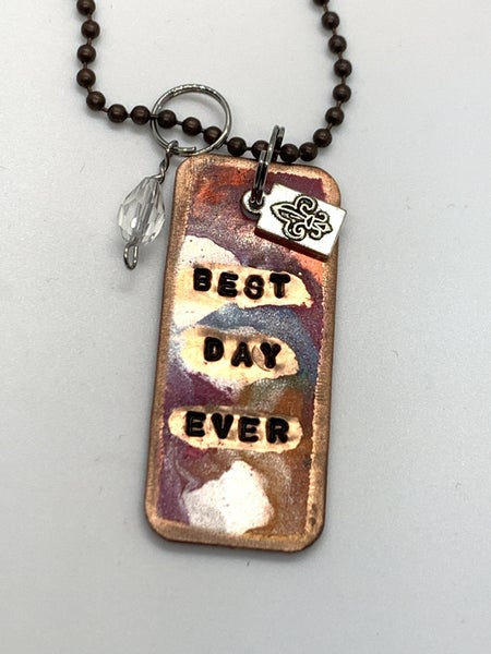 Kate Mesta Best Day Ever Necklace