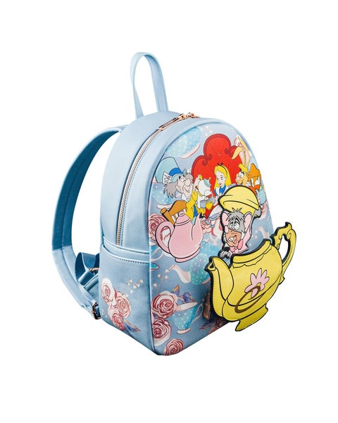!Danielle Nicole Alice Tea Party Mini Backpack
