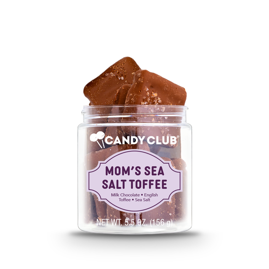 Candy Club | Mom's Sea Salt Toffee *MOTHER'S DAY COLLECTION*