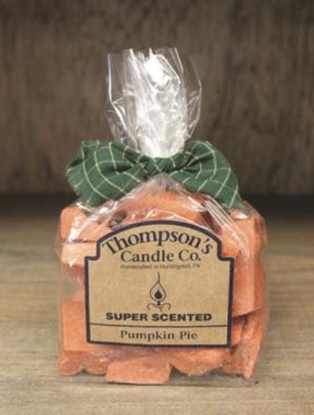 Pumpkin Pie Crumbles