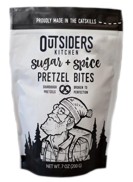 Outsiders Kitchen Sourdough Pretzel Bites | Sugar & Spice