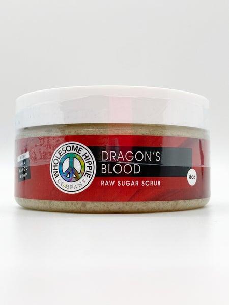 WH Dragon's Blood Raw Sugar Scrub - 8oz