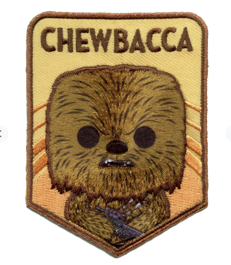 Loungefly Chewbacca Patch