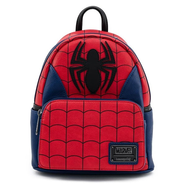 LOUNGEFLY X MARVEL SPIDER-MAN CLASSIC COSPLAY MINI BACKPACK