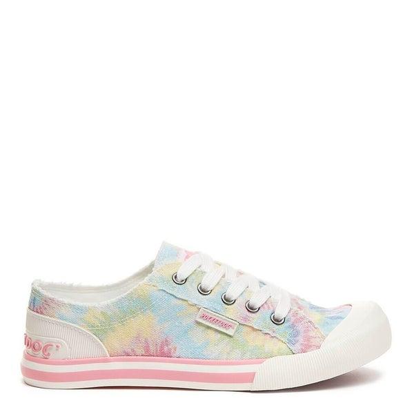 Jazzin Rainbow Tie Dye Sneaker