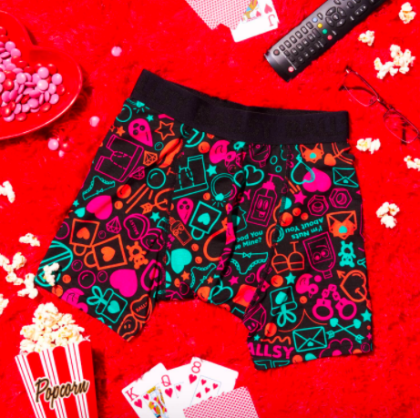 Nuts About You Boxers