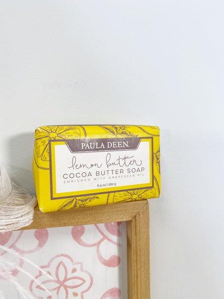 Paula Deen Lemon Butter Soap