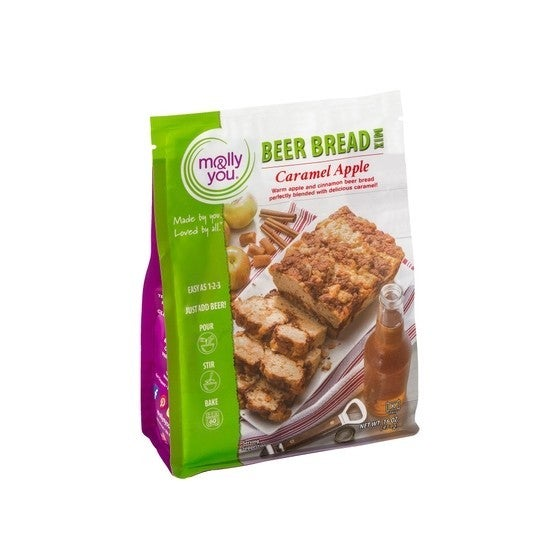 Caramel Apple Premium Beer Bread Mix