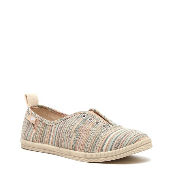 Rocket Dog Mariella Pastel Stripe Slip On