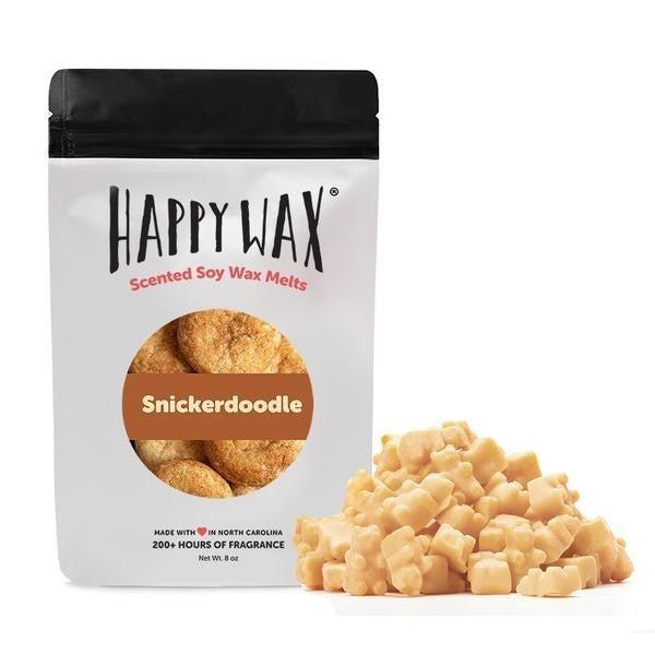 !Happy Wax   Snickerdoodle (1/2 Pounder)
