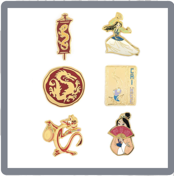 Loungefly Mulan Blind Box