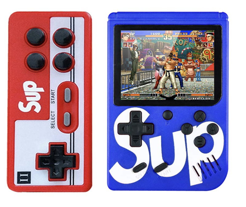 SUP Game Box in Red, Blue or Black