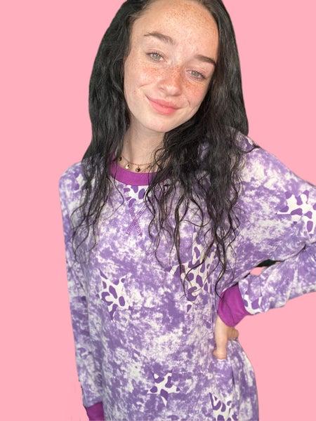 HoneyMe Purple Weekender