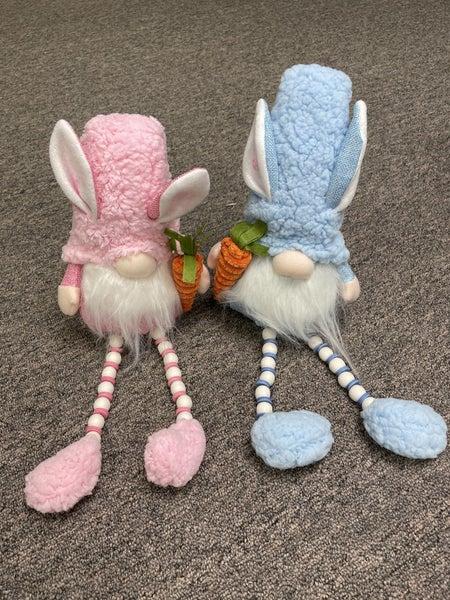 Peter Blue Bunny Gnome