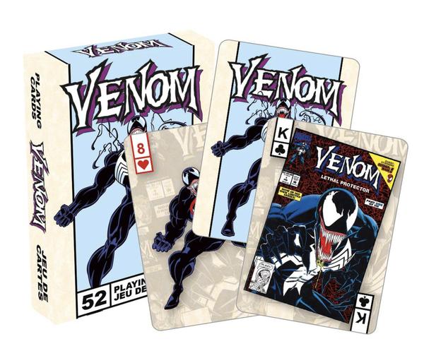 Venom Playing Cards