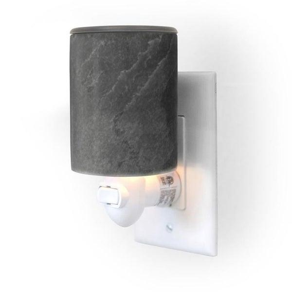 Outlet Warmer   Dark Stone