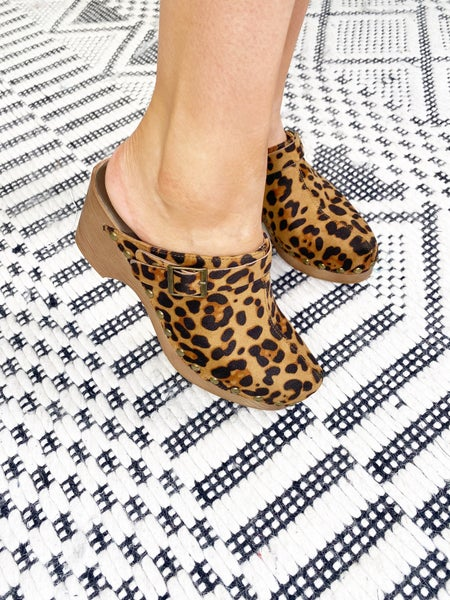Corkys Myra Leopard