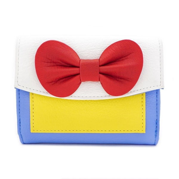 LOUNGEFLY X DISNEY SNOW WHITE COSPLAY WALLET