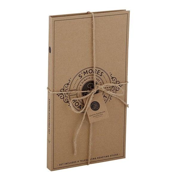 Cardboard Book Set - S'mores