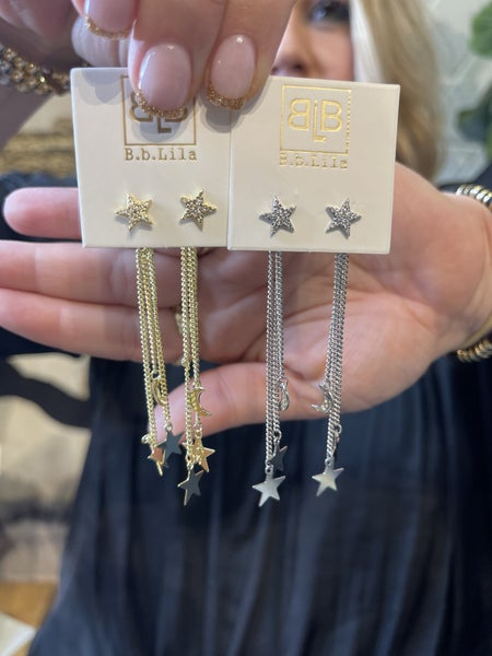 Reach for the Sky in Silver or Gold