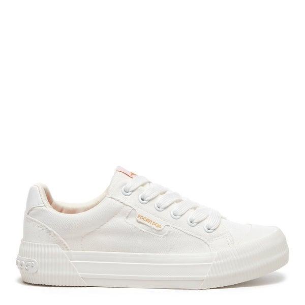 ROCKET DOG-Cheery White Sneaker