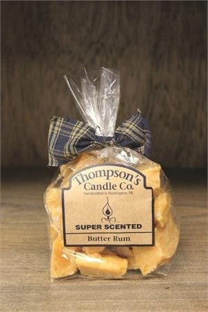 Butter Rum Crumbles -
