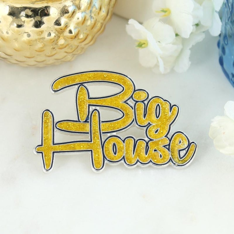 Michigan Slogan Pin