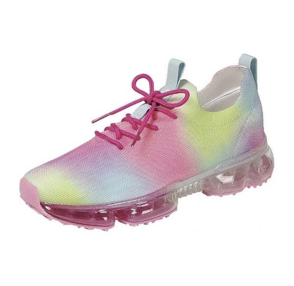 Flow Hot Pink Casual Sneakers