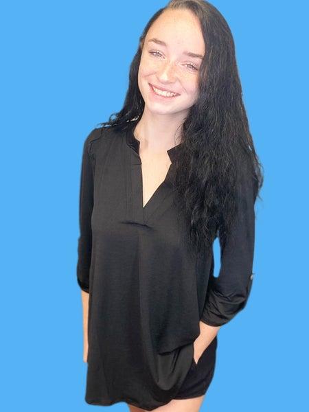Honeyme Gabby in Black