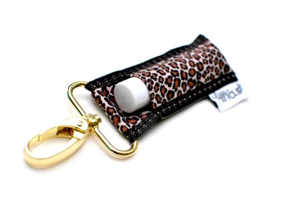 LippyClip | Leopard with Black Border
