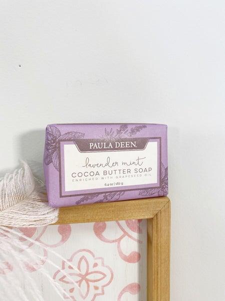 Paula Deen Lavender Mint Soap