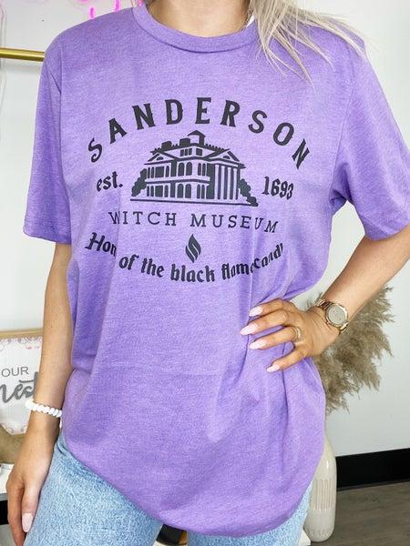 Sanderson Museum Graphic Tee