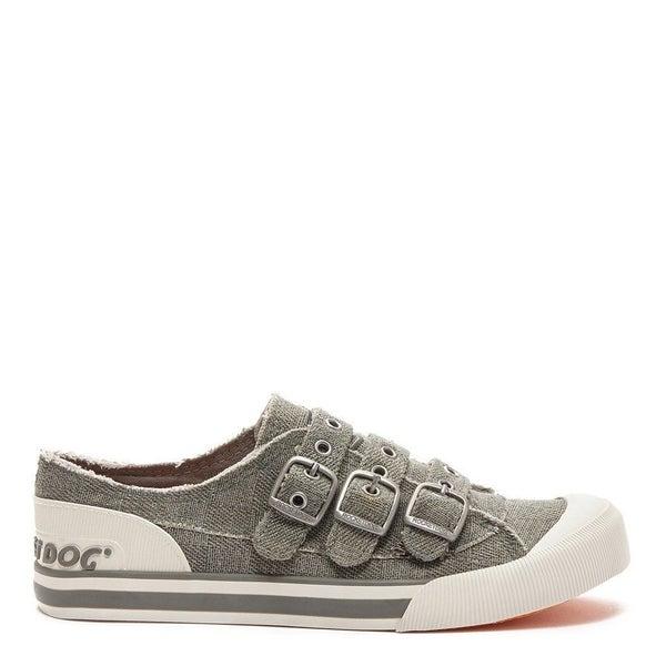Jolissa Grey Ranger Sneaker