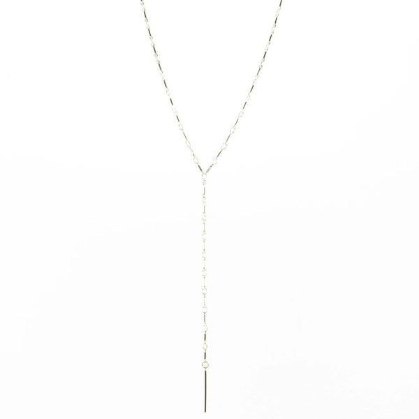Chain Reaction - Pear in Silver or Gold