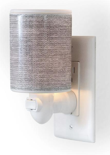 Outlet Warmer | Gray Linen