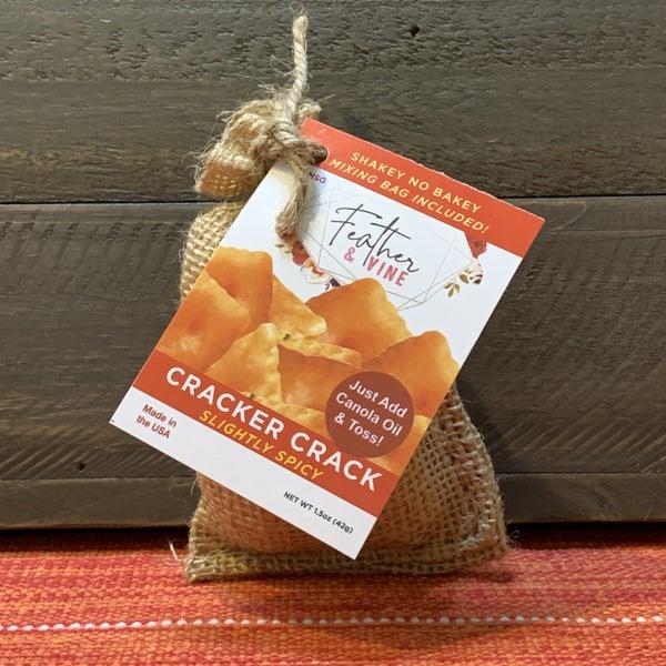 Cracker Crack | Slightly Spicy