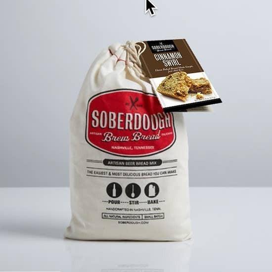 Soberdough | Cinnamon Swirl