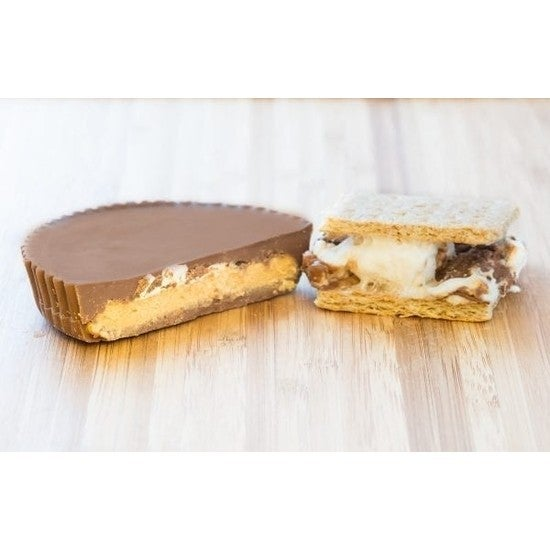 S'mores Peanut Butter Cups