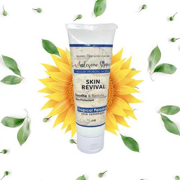 4oz Skin Revival Probiotic - Tropical Paradise