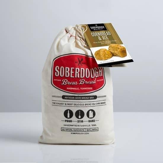 Soberdough | Cornbread and Ale
