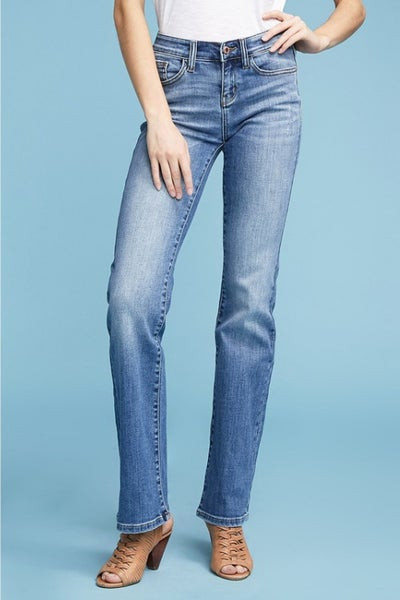 Judy Blue Mid Rise Boot Cut