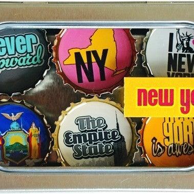 New York Magnet - Six Pack