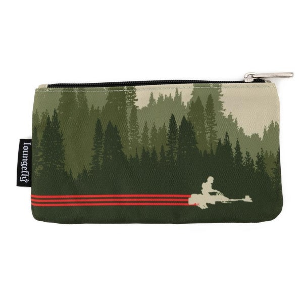 !LOUNGEFLY X STAR WARS ENDOR NYLON POUCH