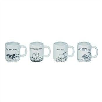 Farm Sketch Mug ***Multiple Designs