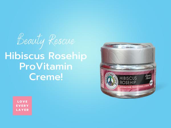 50ML Hibiscus Rosehip Provitamin Face Creme