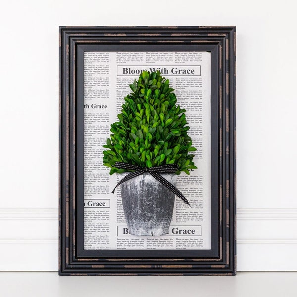 $35 OFF - Boxwood Tower Frame