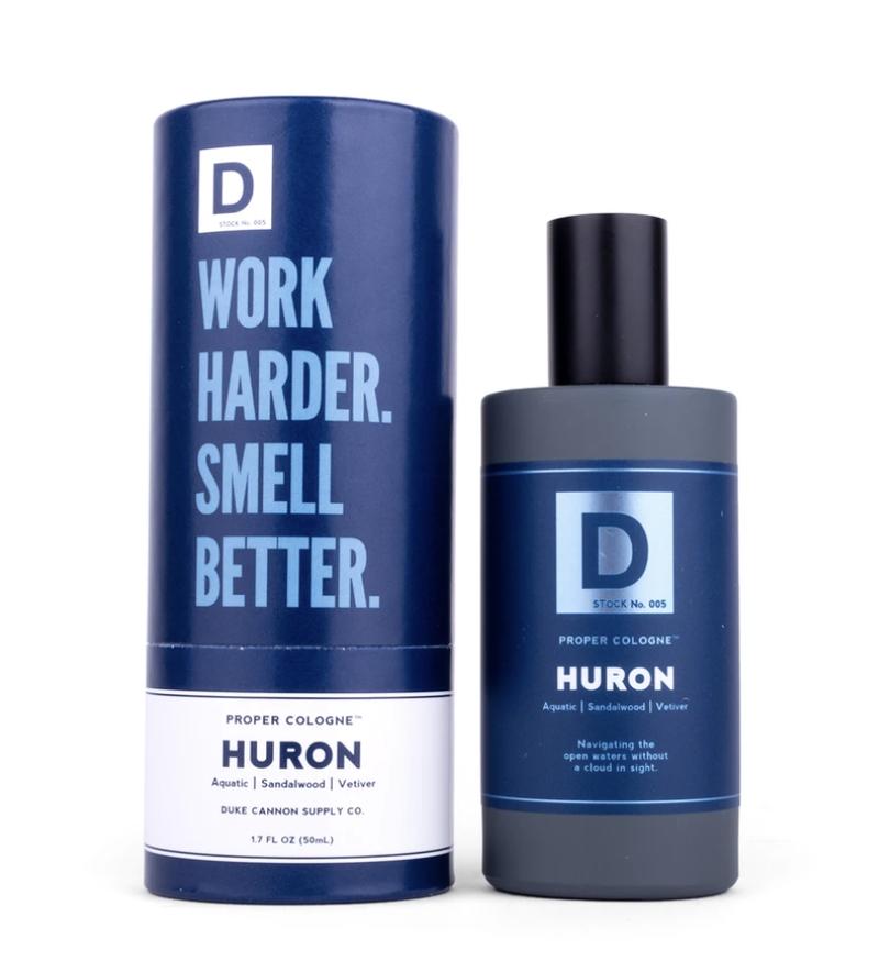 Duke Cannon | Proper Cologne Huron